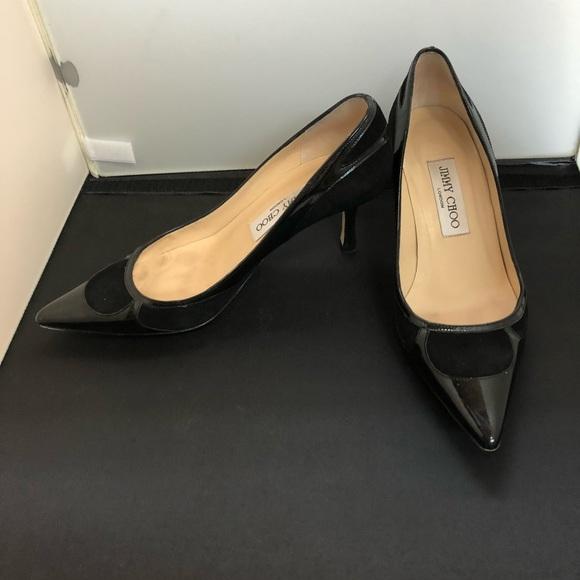 Jimmy Choo Shoes | Jimmy Choo Black